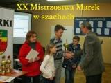 XX Mistrzostwa Marek w szachach