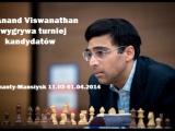 Viswanathan Anand wygrywa turniej kandydatów