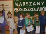 Kasia Furmanek i Bartosz Fiszer najlepsi wśród przedszkolaków na Mazowszu