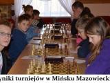 Bez zdobyczy rankingowych w Mińsku Mazowieckim