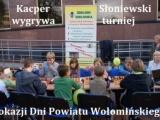 Kacper Słoniewski najlepszy w Wołominie
