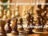 Mikołajkowe turnieje na Bemowie (Fide)