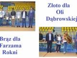 Złoto i brąz dla Zielonki w Mistrzostwach Mazowsza Juniorów