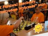 """IX Festiwal szachowy """"Bursztynowe Wybrzeże""""2021"""